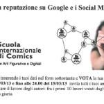 """Contest """"La tua reputazione su Google e i Social Media"""""""